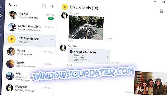 Brojevi za chat linije