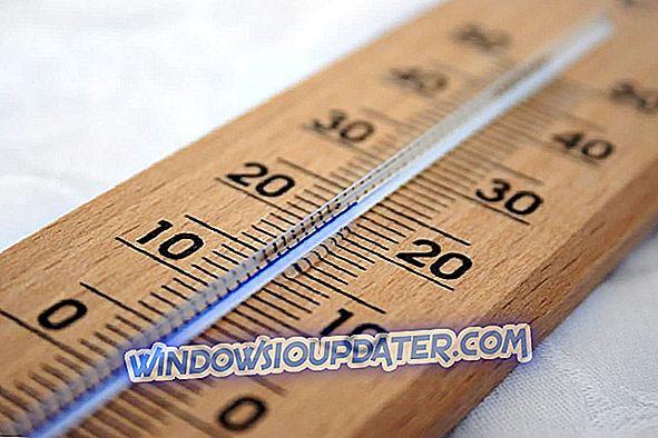 Top 8 szoftver a számítógép CPU hőmérsékletének ellenőrzésére