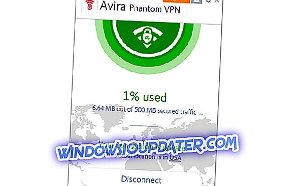フルフィックス:Avira Phantom VPNがサービスに接続できませんでした