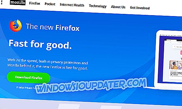 6 फ़ायरफ़ॉक्स वीपीएन सीमाओं के बिना सुरक्षित और तेज़ ब्राउज़िंग के लिए एक्सटेंशन