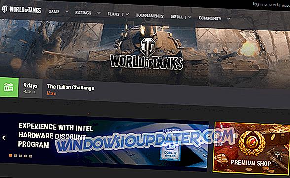VPN tốt nhất cho World of Tanks cho các phiên chơi trò chơi nhanh