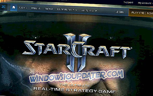 스타 크래프트, 스타 크래프트 II를위한 6 가지 최고의 VPN 소프트웨어 [2018 가이드]