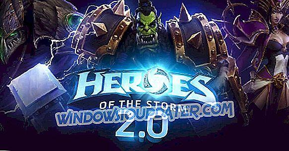 Bạn muốn chơi Heroes of the Storm?  Dưới đây là 5 VPN yêu thích của chúng tôi