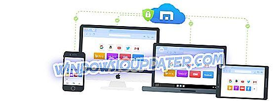 7 de las mejores VPN para el navegador Maxthon para usar en Windows 10