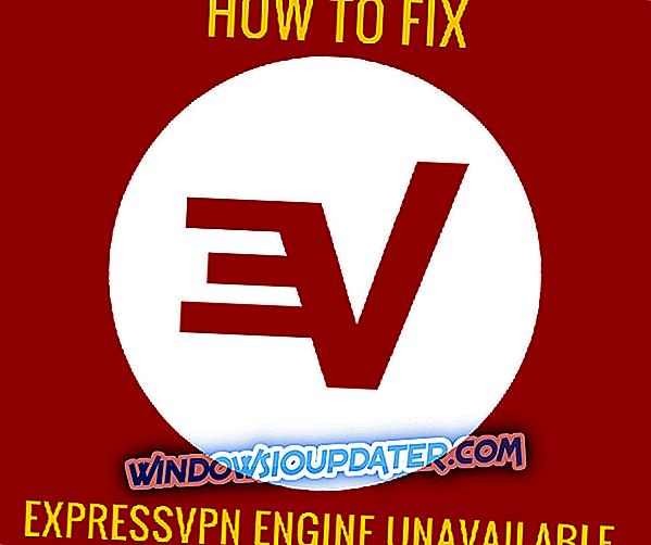 FIX: ExpressVPN विंडोज 10 पर लॉन्च नहीं होगा