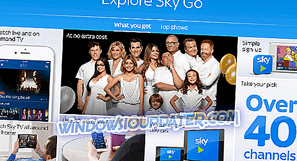 5 bästa VPN för obegränsat tillträde till Sky Go