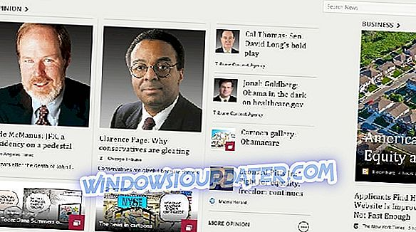 Microsoft Bing News App stürzt in Windows 8.1, 10 ab