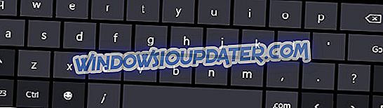विंडोज 8.1, 10 में कीबोर्ड व्यवहार के साथ उपयोगकर्ता रिपोर्ट समस्याएं
