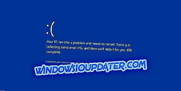 Täielik parandus: SÜSTEEMI VÄLJAKUTSE MITTE HANDLED M viga Windows 10-s