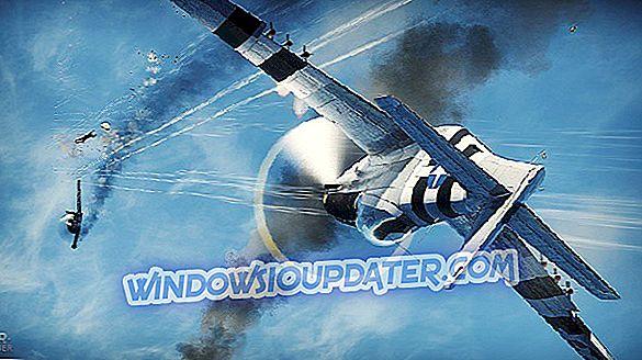 Teljes javítás: Közös háborús Thunder Thunder problémák a Windows 10, 8.1 és 7 rendszeren