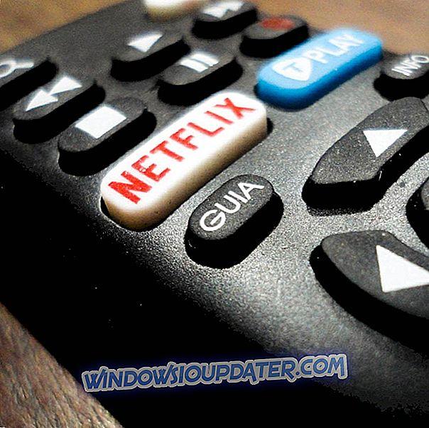 Pantalla completa de Netflix no funciona [FIX]