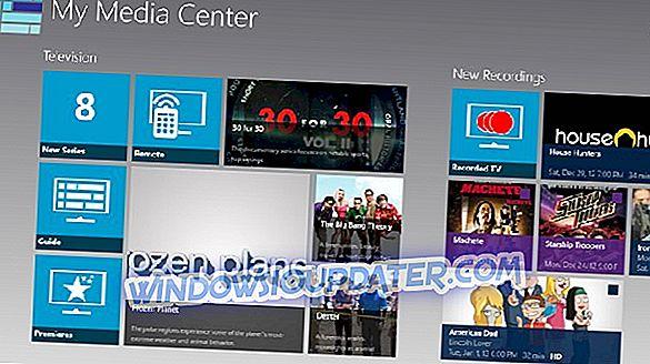 La migliore app per Windows 8 questa settimana: My Media Center