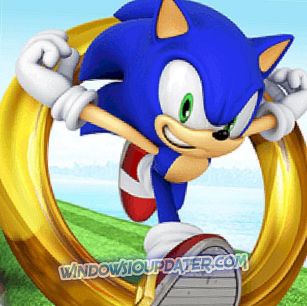 Windows için Sonic Dash Oyunu Windows Mağazasında Ücretsiz İndirilebilir