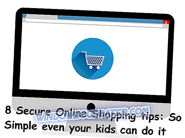 これら8つの安全なオンラインショッピングのコツはとても簡単です、あなたの子供はそれをすることができます
