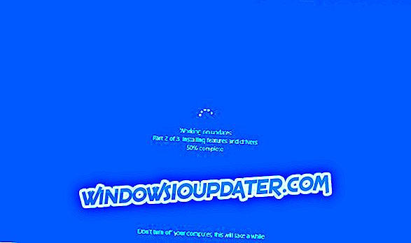 전체 수정 : '작업 중'Windows 10, 8.1, 7에서 멈춤
