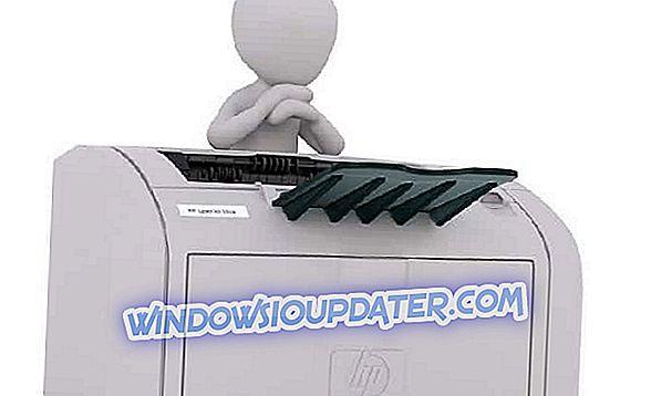 КОРЕКЦИЯ: Принтерът няма да печата в Windows 10, 8.1