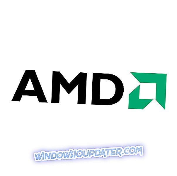 Fix: Windows 10 förhindrar installation av AMD Drivers