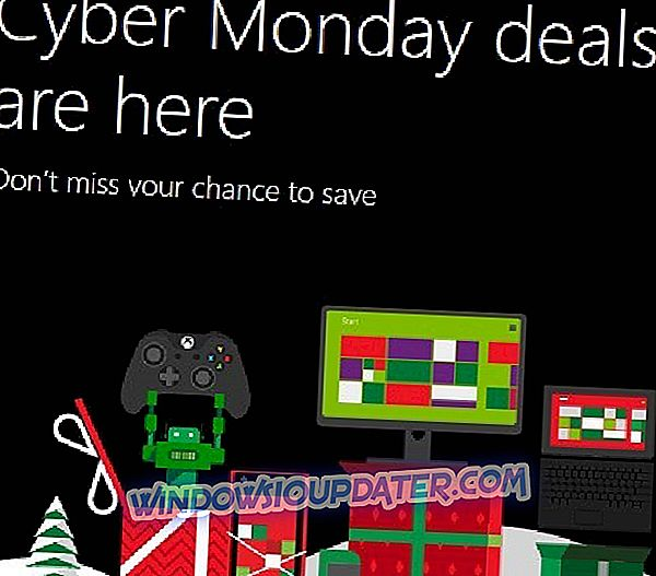 Microsofts Cyber ​​Monday Deals för 2013